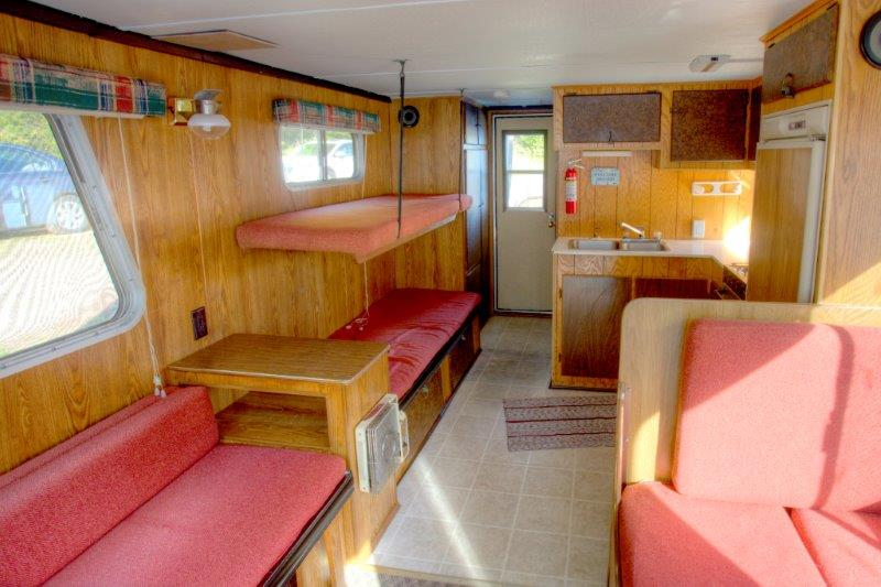 Houseboat Floorplans | Timber Bay Lodge & Houseboats, Ely, MN