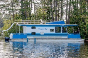 timberbay houseboat rentals in minnesota