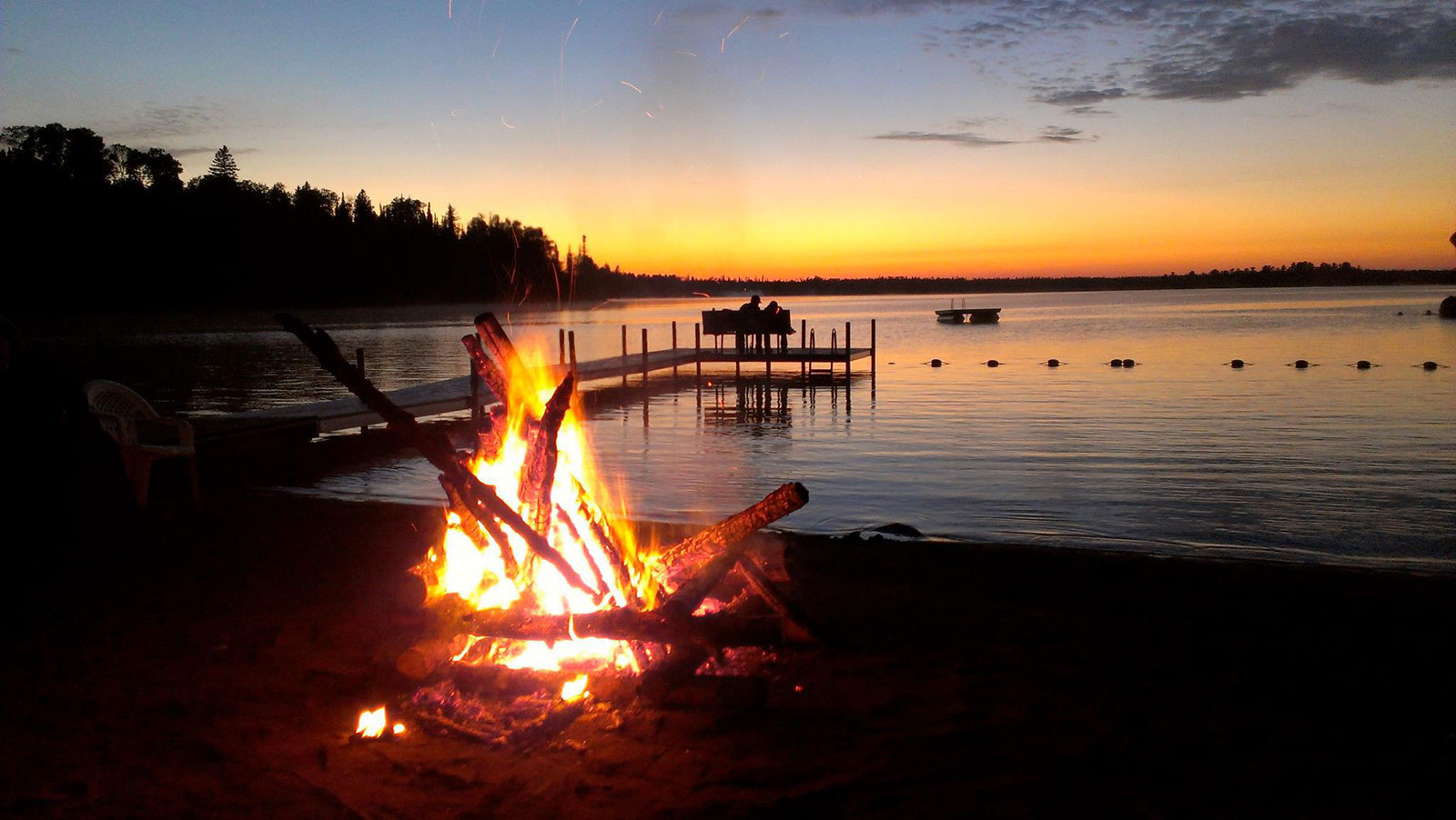 Campfire Timber Bay Lodge And Houseboats